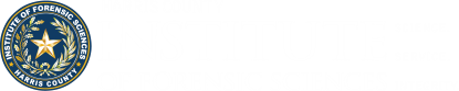 Harris County Institute of Forensic logo